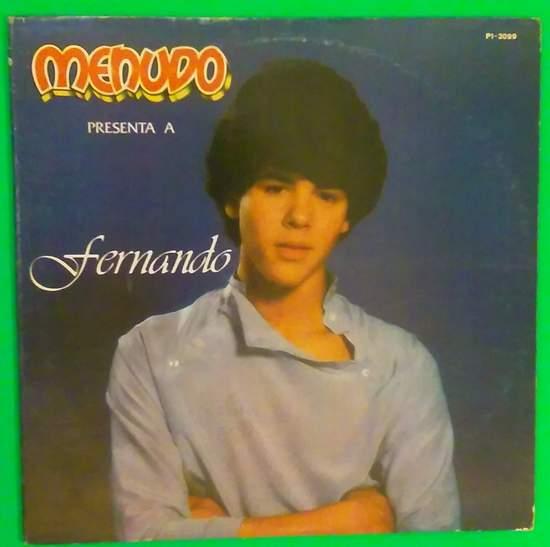 1  Presenta A Fernando,1983, Profono Inernacional Pl 3099, G