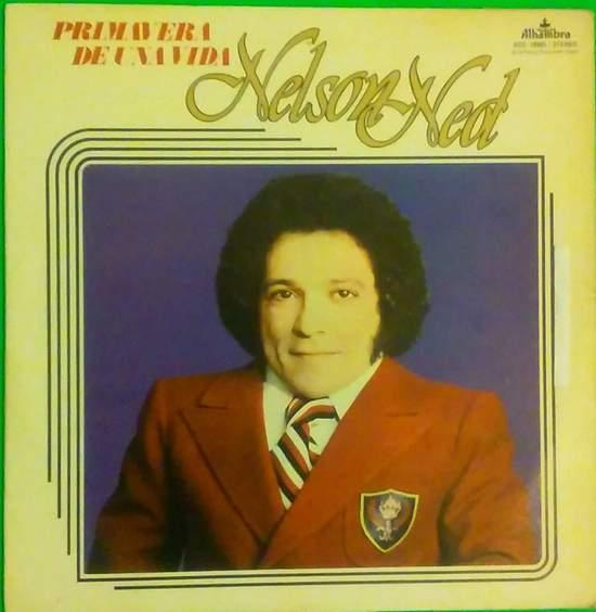 Nelson Ned - Primavera De Una Vida, Alhambra Ags-10501, 1980 - LP