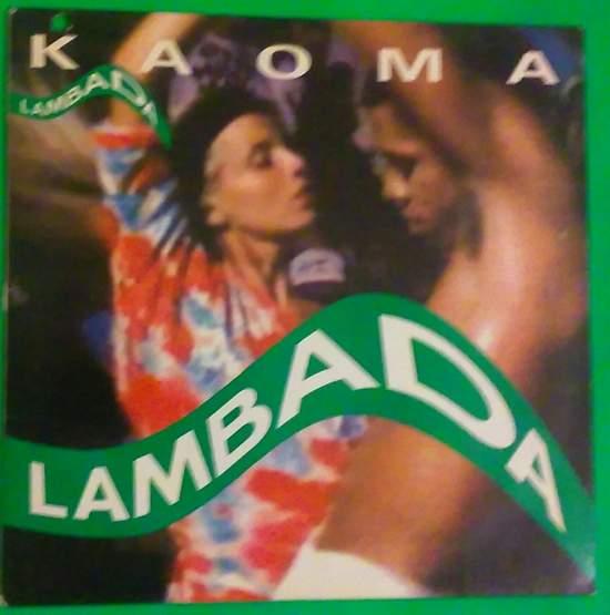 Kaoma - Alambada, 12'' Vinyl-lp.epic 49 73139,  1989-promo - LP