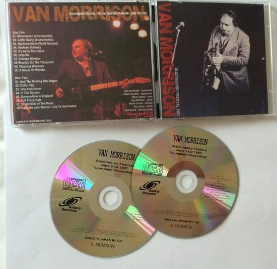Van Morrison - Glastonbury 1987 - CD