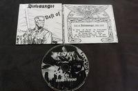 Dirlewanger - Best Of Dirlewanger 1986 - 1990 - CD