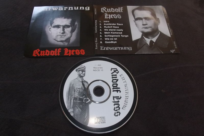 Entwarnung - Rudolf Hess