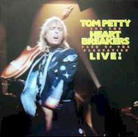 Tom Petty & The Heartbreakers - Pack Up The Plantation - Live! - LP
