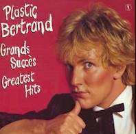 Plastic Bertrand - Grands Succès / Greatest Hits - LP