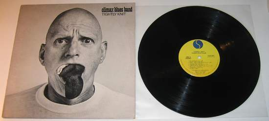 Climax Blues Band - Tightly Knit - LP
