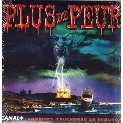 Various Artists - Plus De Peur - CD Maxi Single