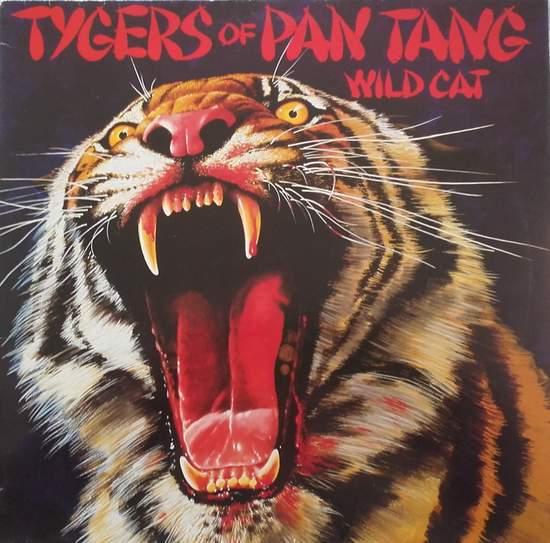 Tygers Of Pan Tang - Wild Cat - LP