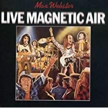 Max Webster - Live Magnetic Air - CD