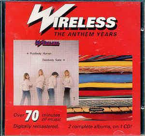 Wireless - The Anthem Years - CD