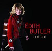 Edith Butler - Le Retour - CD
