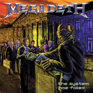 Megadeth - The System Has Failed - LP