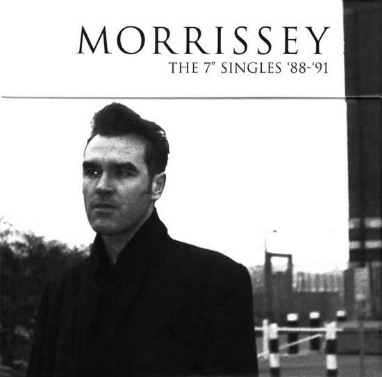 "Morrissey - The 7"" Singles '88 - '91 - 7"" Box Set"