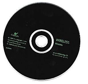 Wireless - Promo Advance Cd - CD