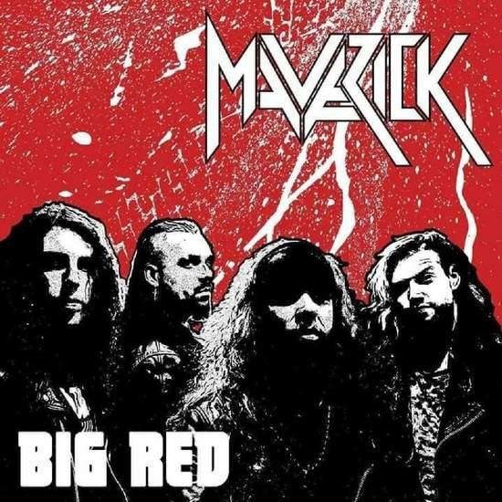 Maverick - Big Red - CD