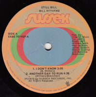 Bill Withers - Still Bill - 45