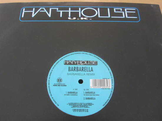 """Barbarella - Barbarella (ambient Remix) - 12"""""""