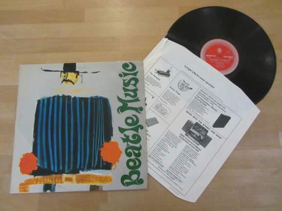 Session Men - Beatle Music - LP