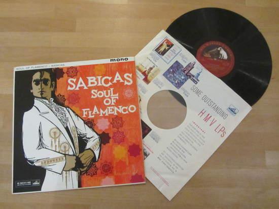 Sabicas - Soul Of Flamenco - LP