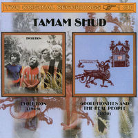 Tamam Shud - Evolution / Goolutionites And The Real People - CD