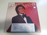 Johnny Mathis - Hold Me, Thrill Me, Kiss Me (promo) - LP White Label