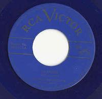 "Al Goodman & His Orchestra - La Paloma (blue Wax) - 7"" Colored Vinyl"