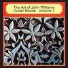 The Art Of John Williams Guitar Recital
