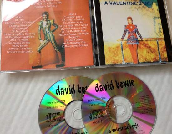 David Bowie A Valentines Gift