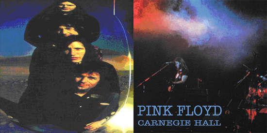 Pink Floyd Carnegie Hall 1971