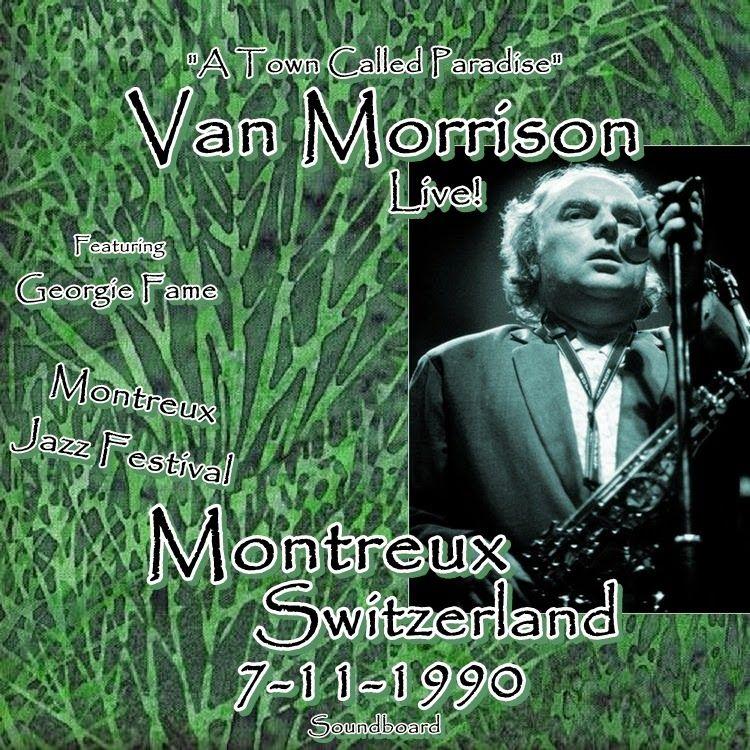 Van Morrison - Montreux 1990 - CD