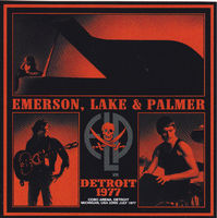 Elp - Detroit 77 Second Night - CD
