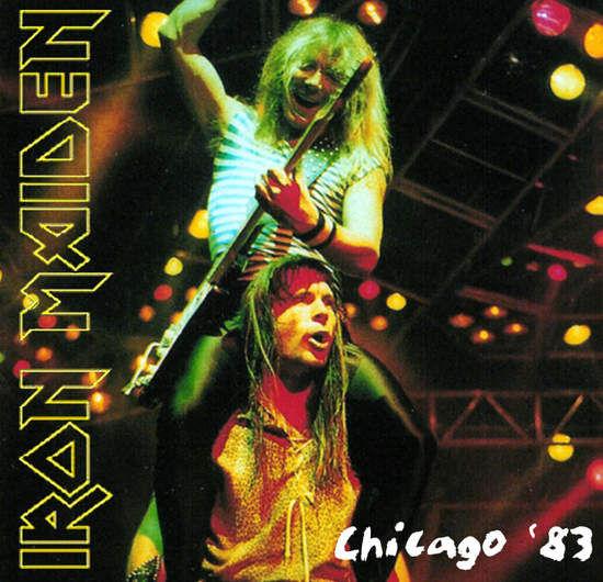 Iron Maiden Flight Of Chicago