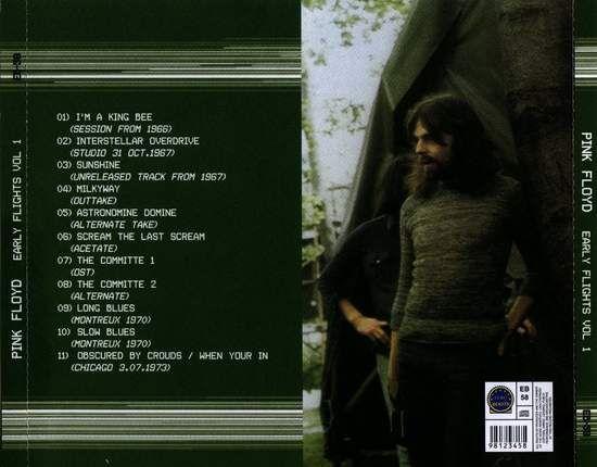 Pink Floyd Early Flights Vol 01