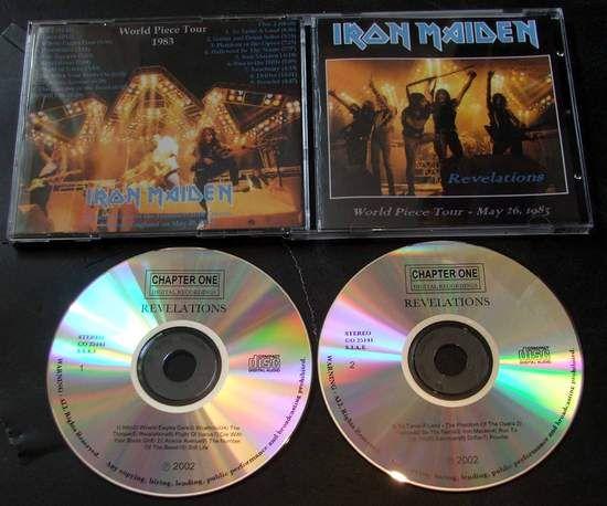 Iron Maiden Revelations