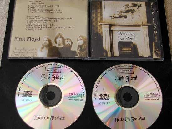 Pink Floyd Ducks On The Wall