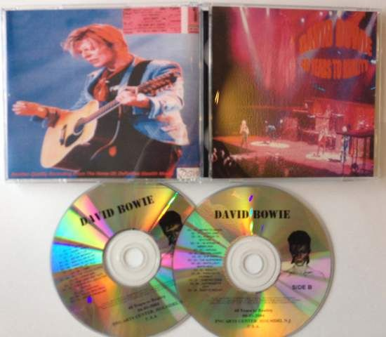 David Bowie 40 Years To Reality