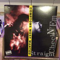 Cmw - Straight Checkn 'em - LP