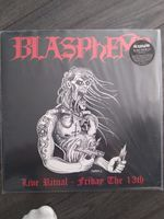 Blasphemy - Live Ritual - Friday The 13th - LP