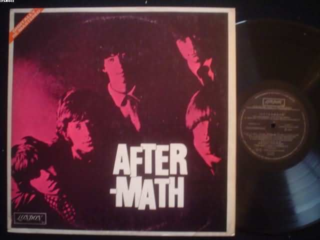 Rolling Stones Aftermath Records, LPs, Vinyl and CDs - MusicStack
