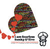 Various - I Am Fearless Funky And Five