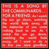 Communards - For A Friend CD