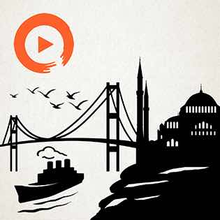 Music to Cross The Bosphorus Playlist Home Page