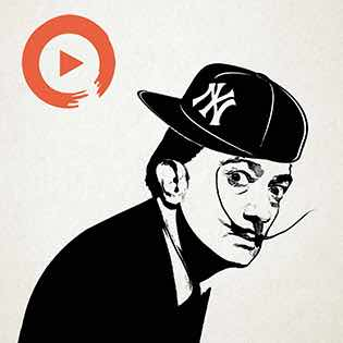Music to Dali and Jay-Z Lovers Playlist Home Page