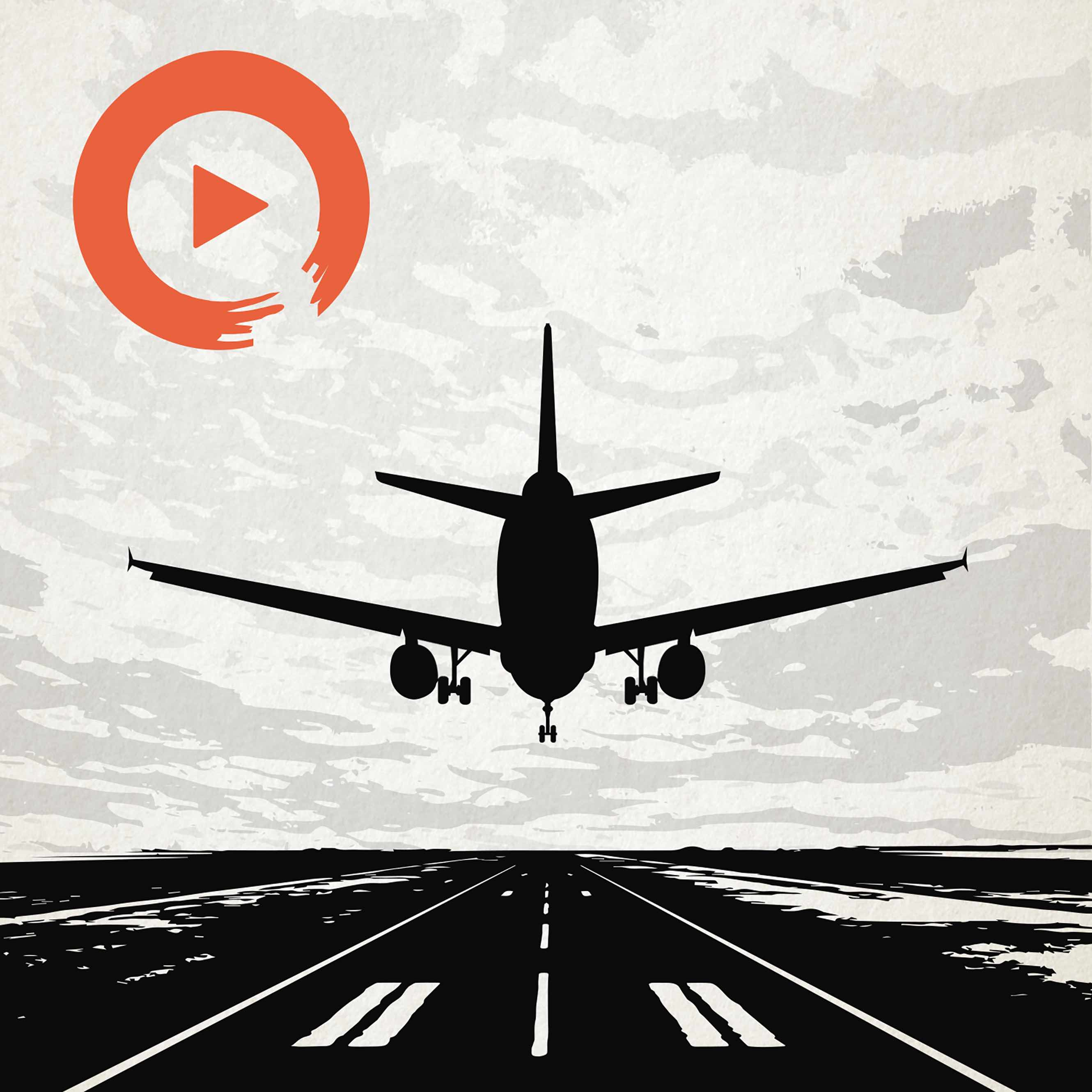 Music to Fly With Confidence Playlist Home Page