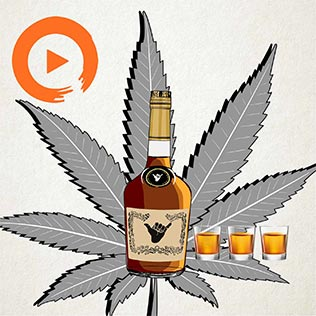 Take Shots and Toke Bongs Playlist Home Page
