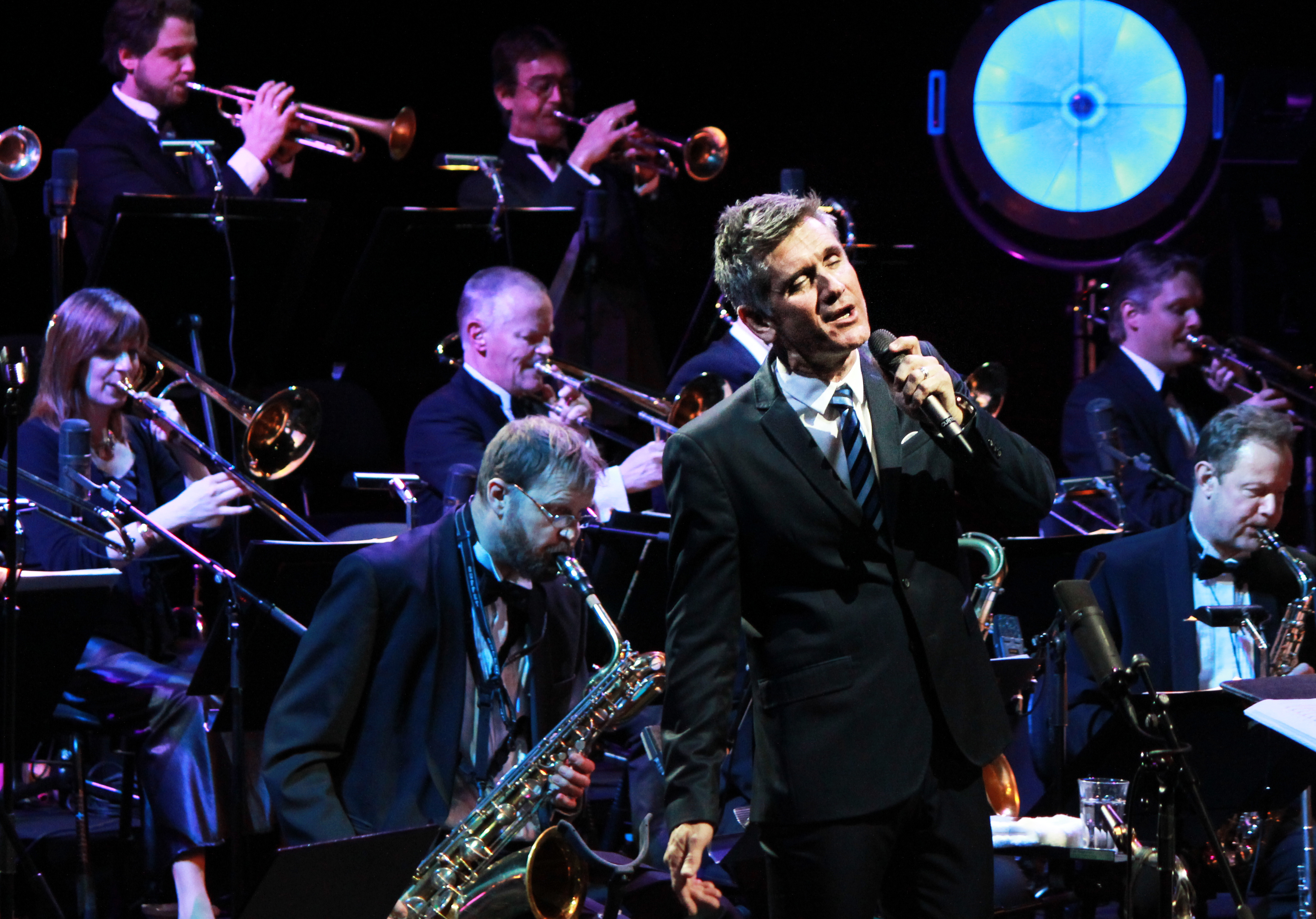 Fly me to the moon - Curtis Stigers with the Danish Radio Big Band