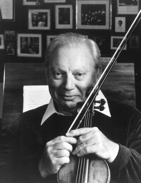 Picture of Isaac Stern