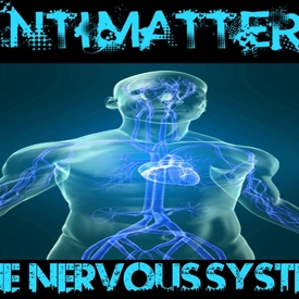 Antimatters the nervous system cover art blue