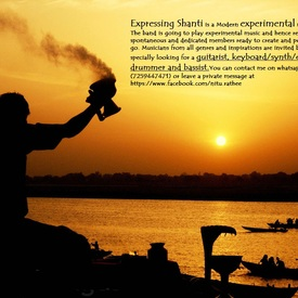 Evening rituals by the sacred river  varanasi