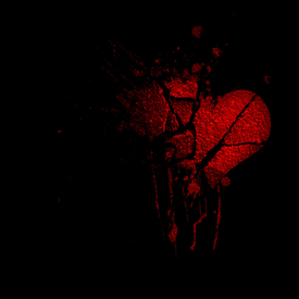 Weakheart logo sad23 heart broken wallpaper 5912