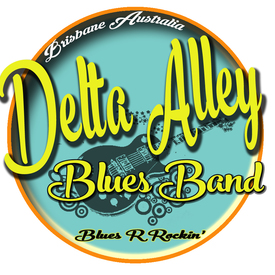 Delta alley logo sticker copy